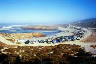 Tietiesbaai Beach Camp