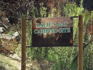Baliesgat Campsite
